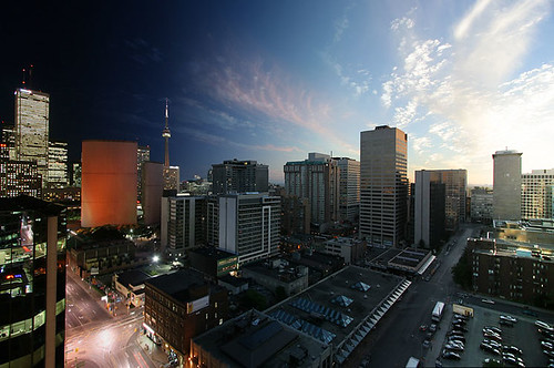 My Photo 3d Wallpaper Toronto Time Lapse This Is My Remix Of Sam Javanrouh S