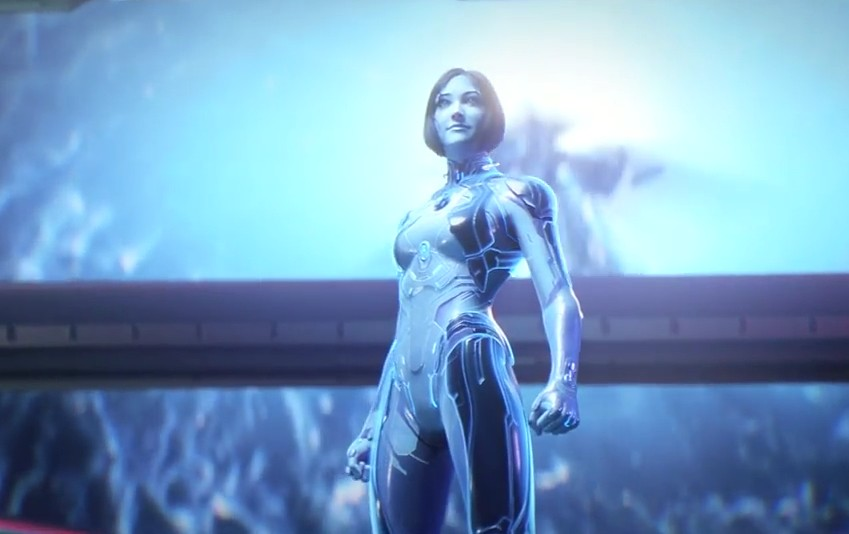 Halo Wallpaper Fall Of Reach Spoiler Why Is You Know Who So Out Of Character In
