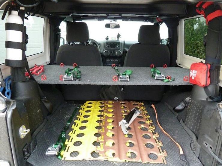 More Storeage Diy Mod Jeep Storage Mod Project Lm Flickr