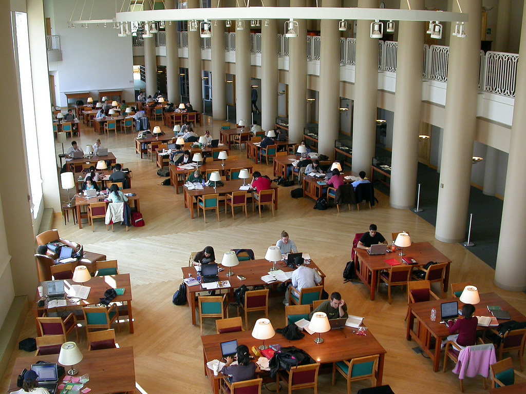 Hd Photos 3d Wallpaper Reading Room Grainger Engineering Library Uiuc Best