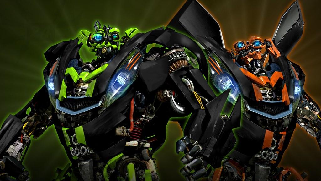 Deviantart 3d Wallpaper Transformers Dark Of The Moon Twins Sometimes A Teaser