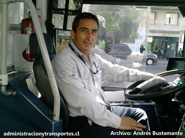 Andrés Bustamante Subus 2008