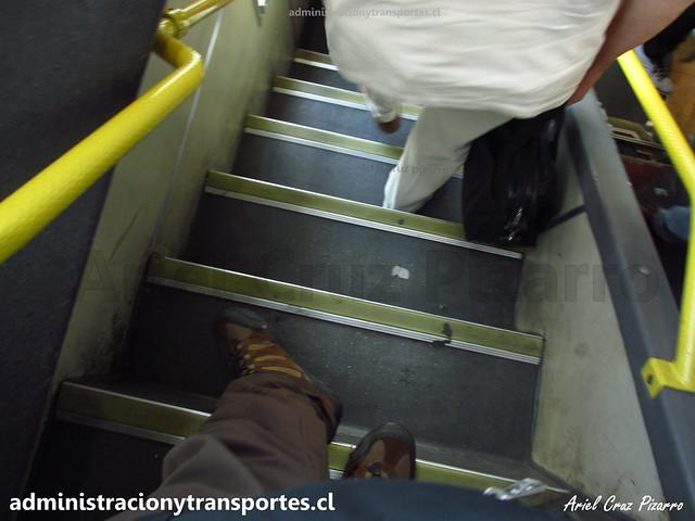 Tur Bus Aeropuerto | Interior | King Long XMQ 6110 GS2 / FPDW14 - 2450