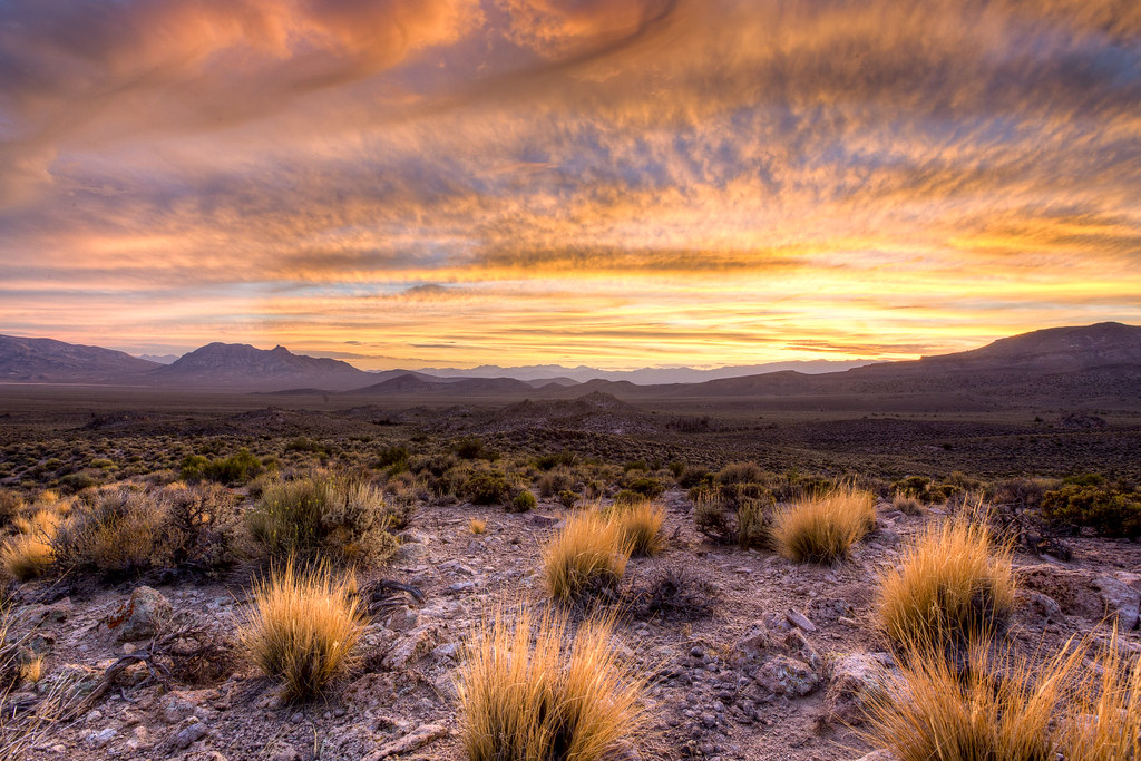 3d Sunset Wallpapers Free Basin And Range National Monument The Basin And Range