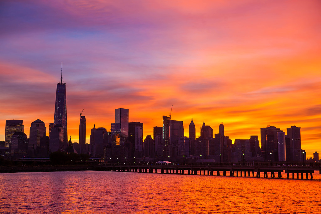 Free Early Fall Wallpaper New York City Sunrise September 21 2015 Anthony Quintano