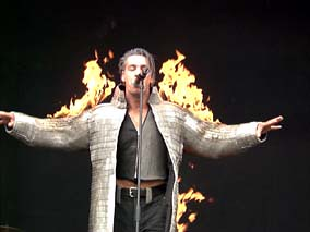 Thor 3d Hd Wallpaper Till Lindemann Sets Himself On Fire Quot And So I Put On My
