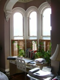Bay Window & Desk | Sarah Blodgett | Flickr