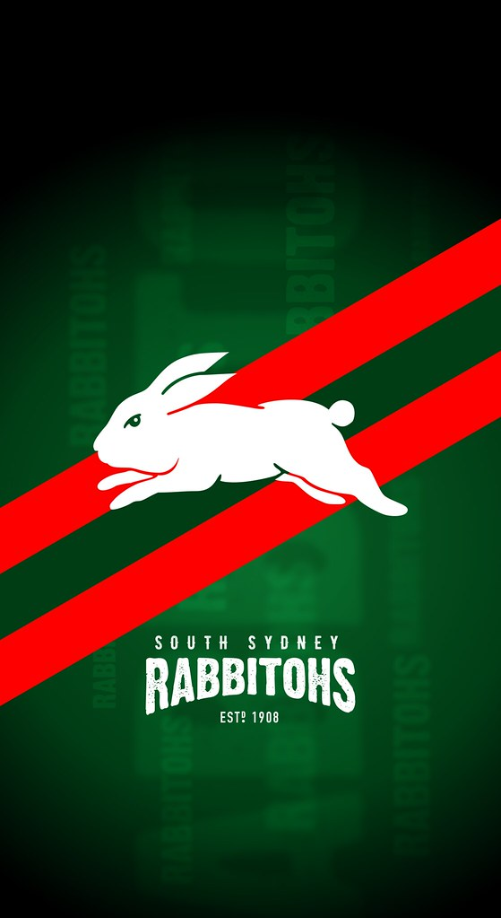 How To Get 3d Wallpaper Iphone South Sydney Rabbitohs Iphone X Lock Screen Wallpaper Flickr