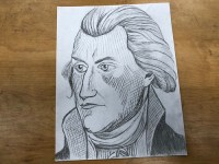 Thomas Jefferson Slave Holder | My TA asked that I draw ...
