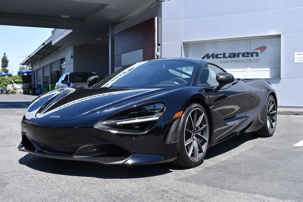 Black And White Wallpaper Hd Abyss Black 720s 2075 Mclaren San Francisco Flickr