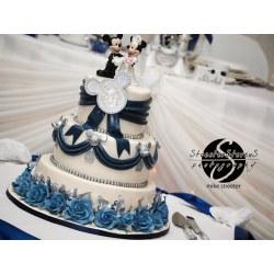 Small Crop Of Disney Wedding Cake