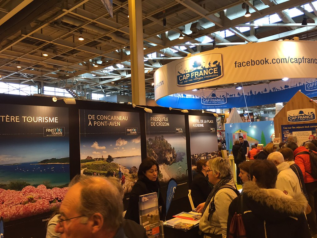 Salon Du Tourisme 2016 Salon Mondial Du Tourisme 2016 Flickr