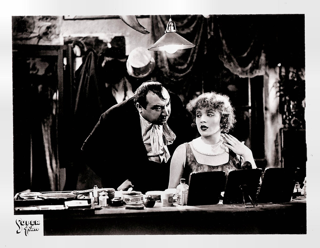 Blau Engel Kurt Gerron And Marlene Dietrich In Der Blaue Engel 1930 Flickr