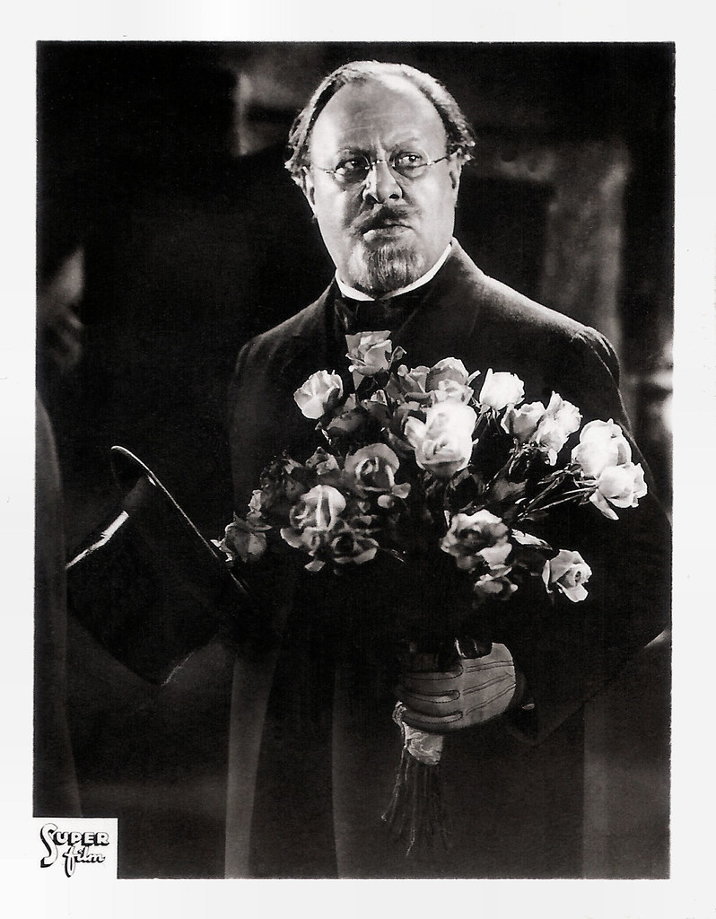 Der Blaue Engel Josef Von Sternberg Emil Jannings In Der Blaue Engel 1930 Small German Colle Flickr