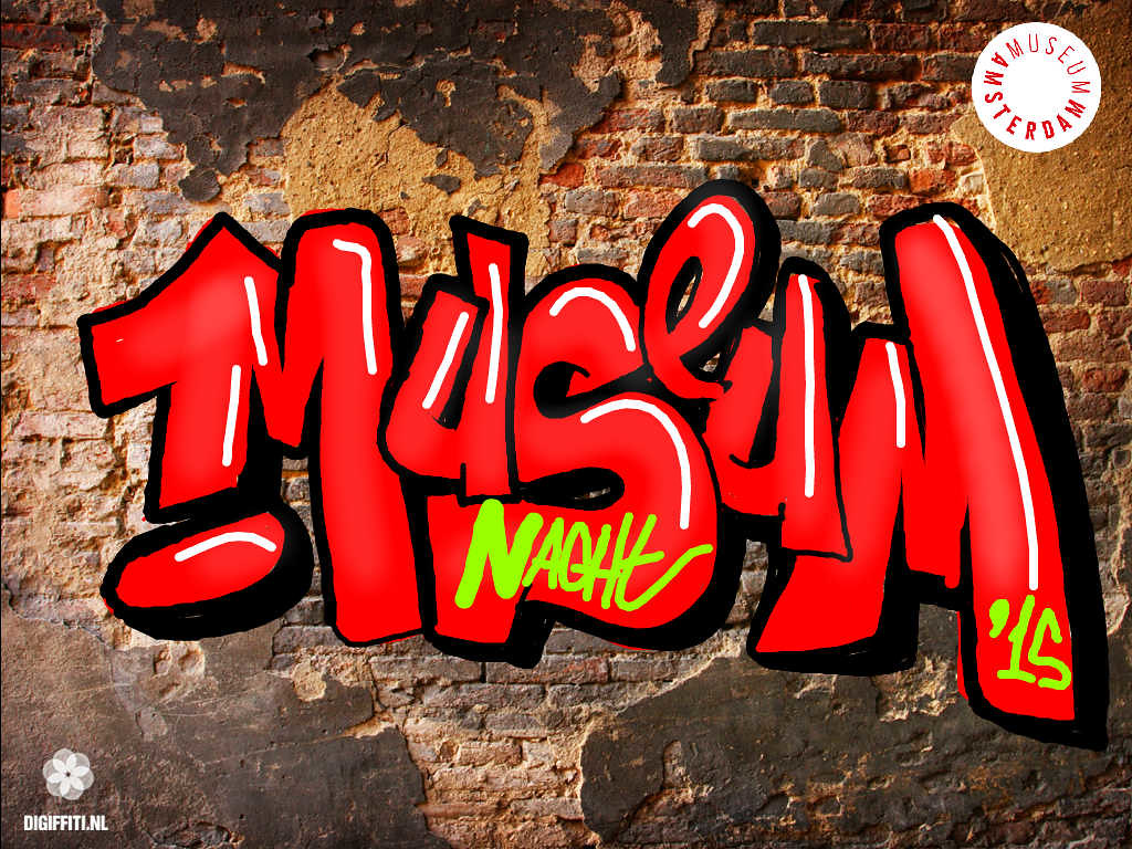 Museumnacht 2016 Amsterdam Museumnacht 2015 Graffiti New York Meets The Dam Vanaf 1 Flickr
