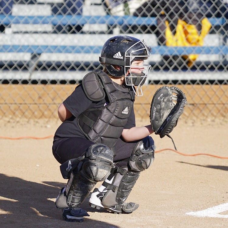 My niece is an awesome little catcher! Jeremy Erickson Flickr