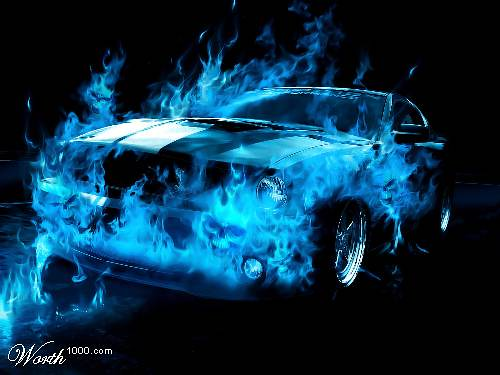 Mustang Gt Car Hd Wallpaper Bluefire Car Beachygee Verizon Net Flickr
