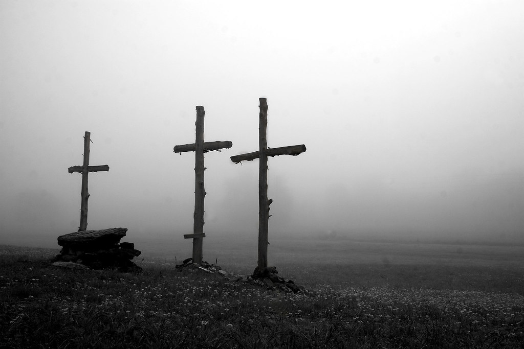 Black Friday ? The Crosses On Good Friday | Over Easter Weekend We Were
