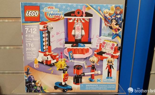 Summer 2017 Lego Dc Super Hero Girls Sets Revealed At New