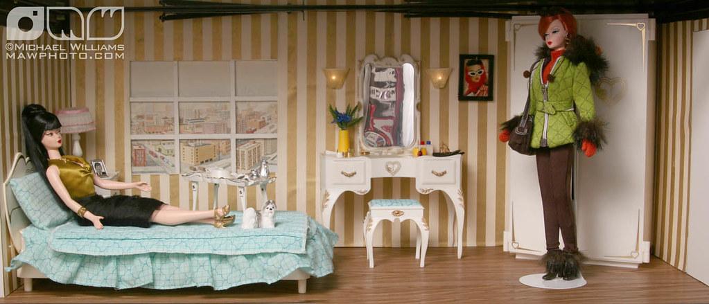 Barbie Wallpaper 3d Cindy Whiteside Barbie Dioramas Barbie And Fashion Doll