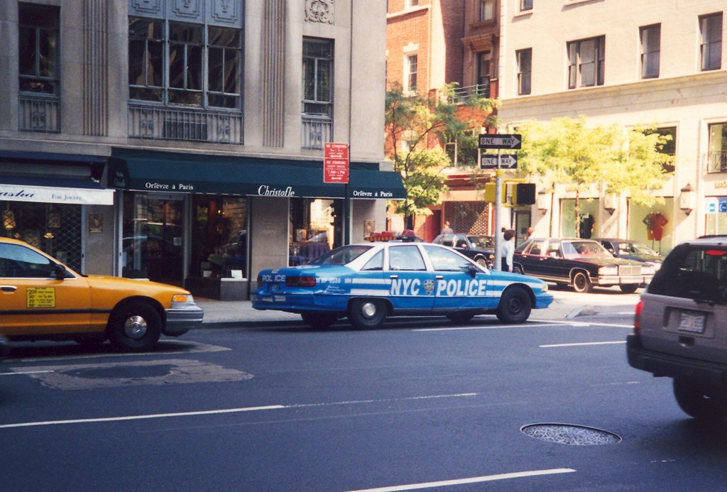 Police Car Wallpaper Mobile Nypd Carpice 1991 1992 Chevy Caprice Of The New York