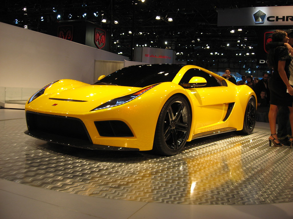 Cool 3d Car Wallpapers Saleen S5s Raptor Explored I Think That This Car Looks