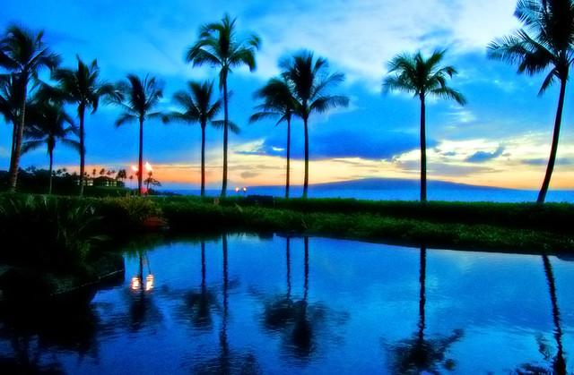 White 3d Wallpaper Hd Blue Hawaii Photo Was Taken On October 4 2007 In Wailea