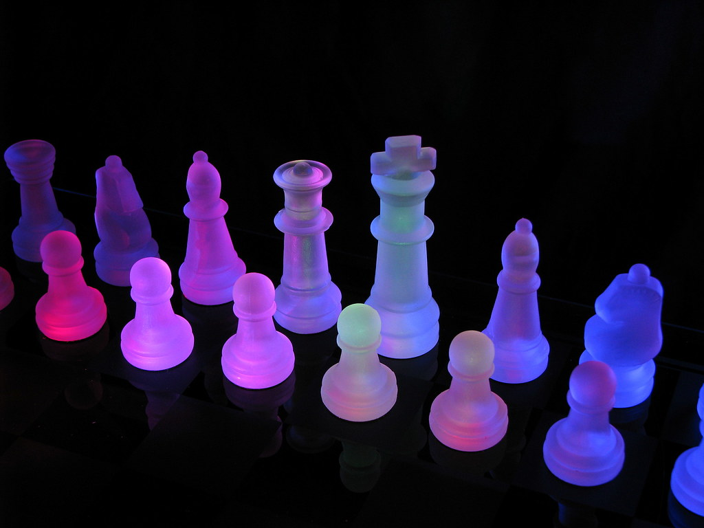 Sculpture Hd Wallpapers Rainbow Chess 2 I Really Liked My First Rainbow Chess