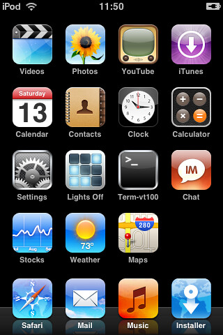 The Who Iphone Wallpaper Ipod Touch Screenshot Note The Multitude Of Apps And The