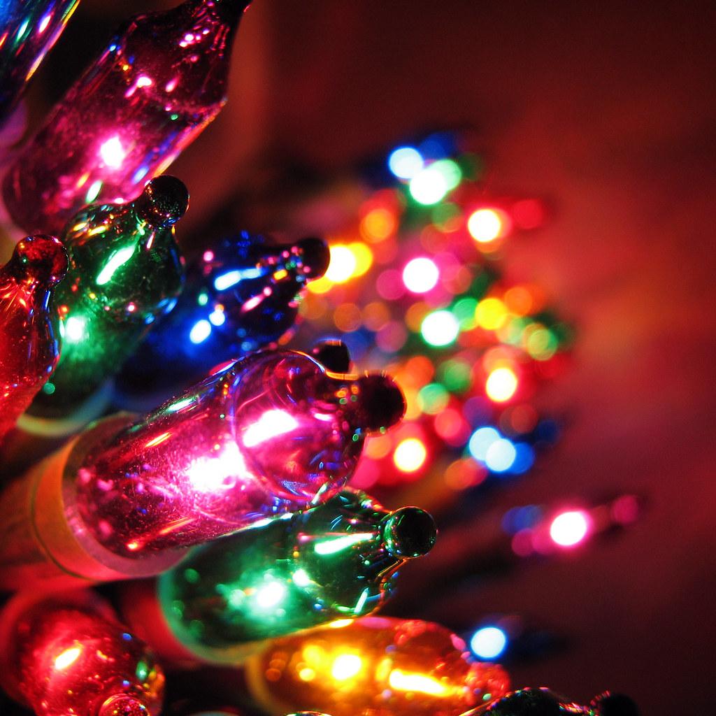 C9 Iphone Wallpaper Christmas Lights Jenny Spadafora Flickr