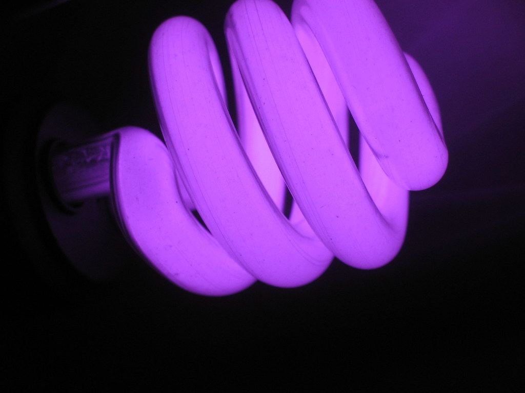 Blacklight Lamp Blacklight Bulb In Ultraviolet Canon Powershot A520 B 43w