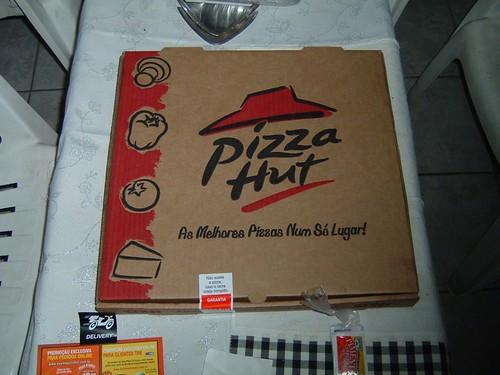 Pizza Hut Box Tvindy Flickr