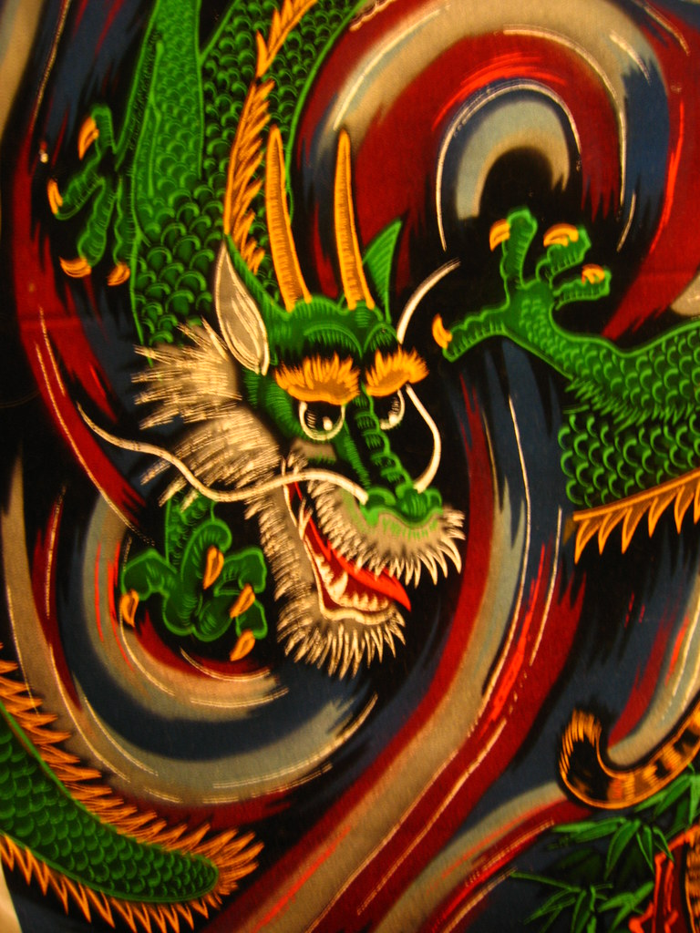 Tattoo Wallpaper 3d Dragon Dragons Are Symbols Of Yang The Creative Active