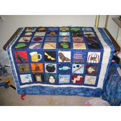 Small Crop Of Harry Potter Quilt