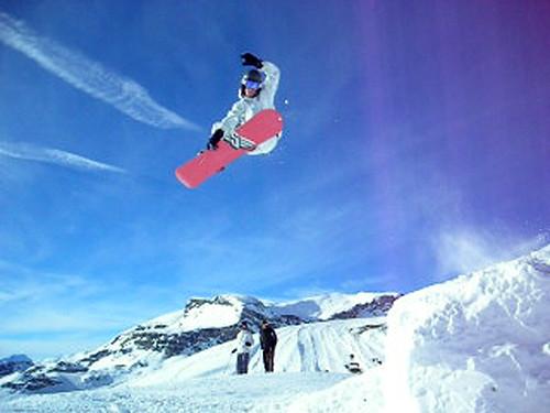 Motorcycle Girl Wallpaper Liam Snowboard Jump Liam Bates Snowboard Jump At
