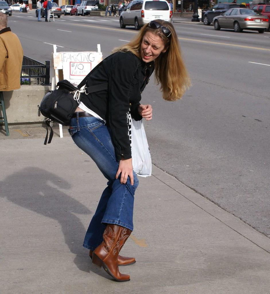 My New Cowboy Boots Kristina Hernandez Flickr