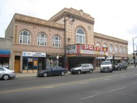 Patio Theater - Irving Park & Austin - Chicago   Never ...