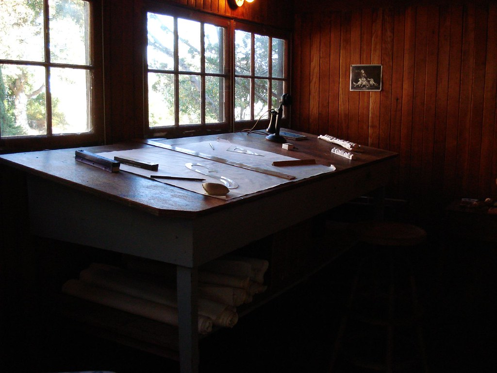 Cool Drafting Table Drafting Table In Hearst Castle Workshop Cool Drafting