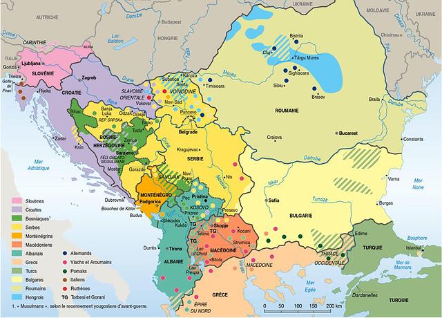 r�sum� conflit ex yougoslavie