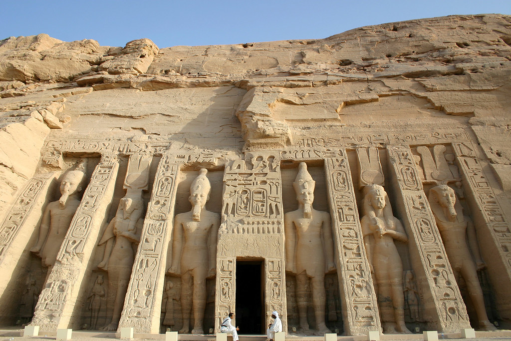 Temple Photos Nefertari's Temple Of Hathor | Abu Simbel, Egypt - Jun