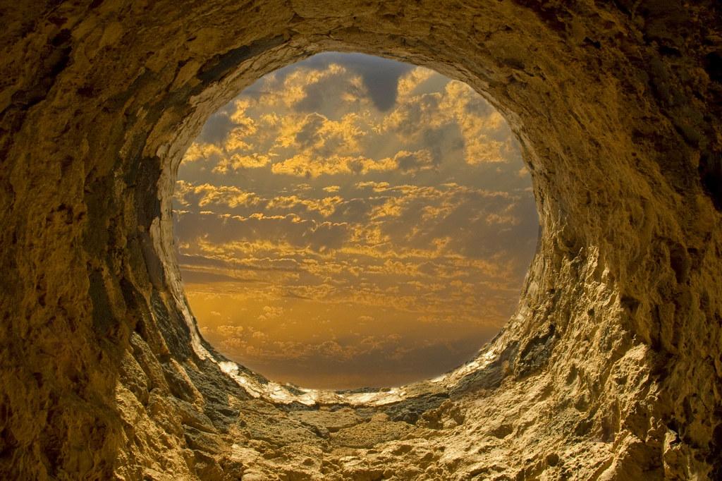 Wallpaper Jesus 3d La Luz Al Final Del Tunel Siempre Por Muy Oscuro Que Sea