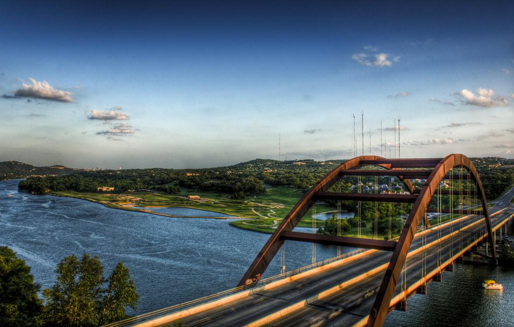 The Best 3d Wallpapers In The World 360 Bridge Austin Texas Best Viewed On Black Brandon
