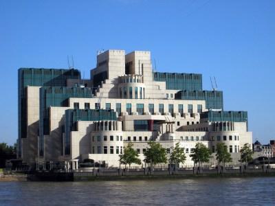 MI6 Building, London | Adam Nieman | Flickr