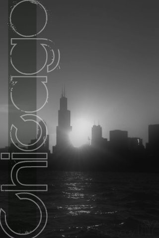 3d Iphone Wallpapers Free Chicago Skyline Iphone Background One Of My Photos I