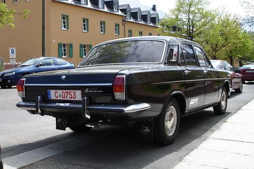 New Car Wallpaper 3d Volga Gaz 24 Ray Kippig Flickr