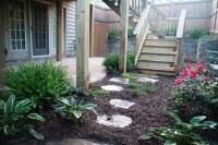 Backyard and Townhouse landscaping design, garden design ...