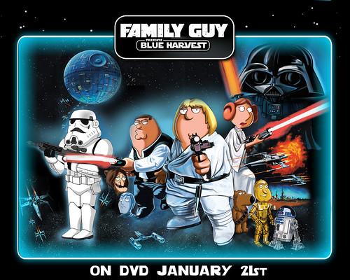 Family Guy 3d Wallpaper Family Guy Blue Harvest Family Guy Presents Blue