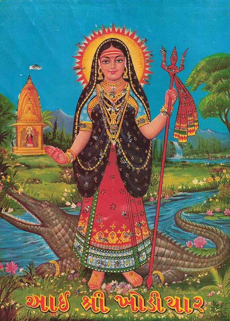India Wallpaper 3d Khodiyar Ma Khodiyar Ma Ash Patel Flickr