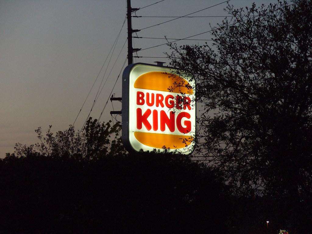 3d Wallpaper For Kids 2008 Old Burger King Logo Myrtle Beach Sc In 1969