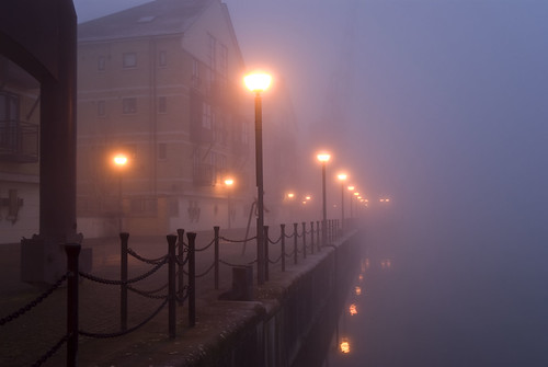 3d World Wallpaper World Foggy Docks Jake Archibald Flickr